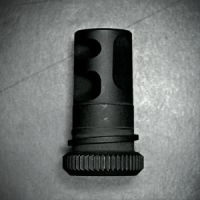 AAC 51T Muzzle Brake, 5/8x24, 7.62mm (.30 Caliber - up to .308)