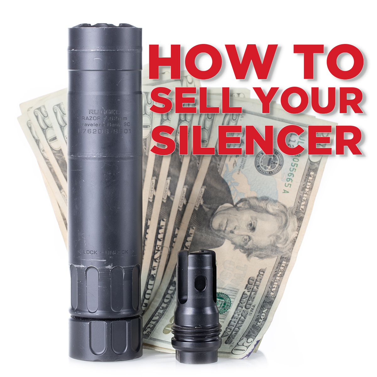 How To Sell A Silencer